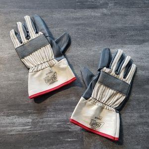 Grey Strapper Best 2860 Nitrile Laminated Glove